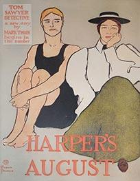 Edward Penfield, Harpers