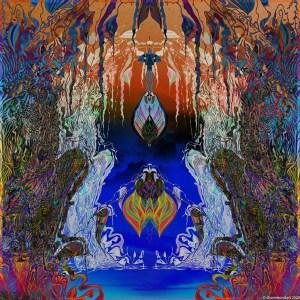 Subterranean Secret is an art print available for sale.