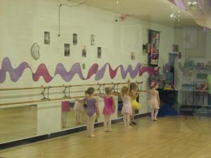 First-Year Ballet