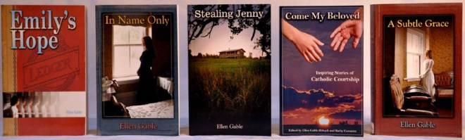 Ellen Gable Books
