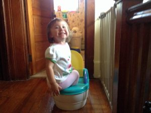 Potty Fail