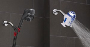 Star Wars Shower Head
