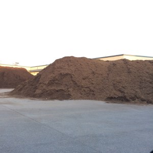 mulch mounds