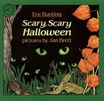 Scary Scary Halloween by Even Bunting