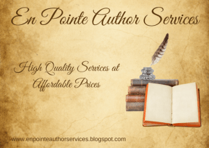 En Pointe Author Services Banner