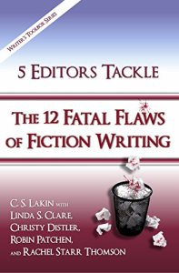Author Interview 5 Editors Tackle
