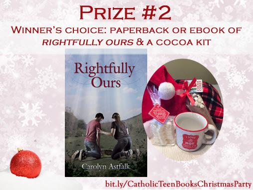 RO Christmas Prize