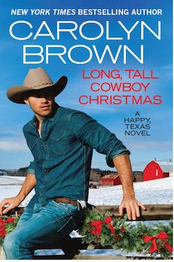 Long Tall Cowboy Christmas Happy Texas Series Cowboy