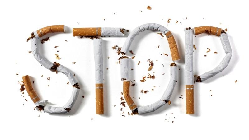 Giving up smoking (part 1)