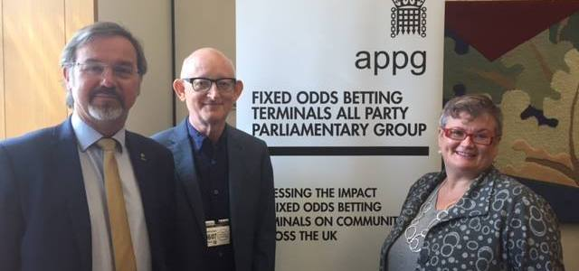 MPs Launch Report into Fixed Odds Betting Terminals