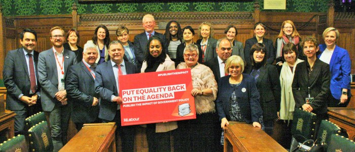Carolyn Harris MP Backs Labour Call For Government to Publish the Equality Impact of its Policies