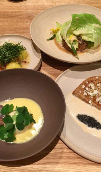 Food at Barr, Copenhagen
