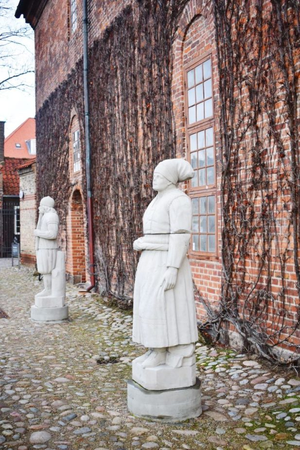 the Lapidarium of kings Copenhagen