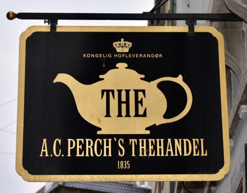 A C Perch's Thehandel