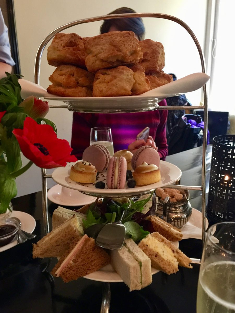 A C Perches Afternoon Tea
