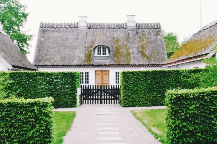 Cute Danish House