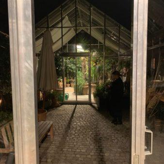 Greenhouses at Noma