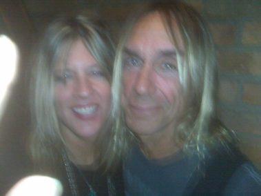 Carolyn and Iggy - Ann Arbor Michigan April 2011