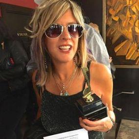 Carolyn2016Outstanding Rock Songwriter again