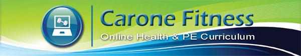 Carone Fitness Header