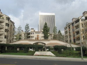 Park Place -2100-2150 Century Park Lane Century City