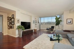 Wilshire Corridor one bedroom condominium for sale