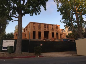 Construction Holmby Hills