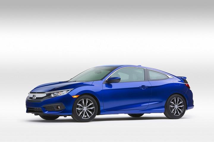 Honda Civic Coupe Review