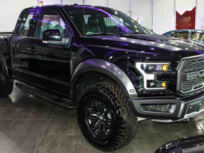 Ford Raptor Black  2017 0km AED295,000