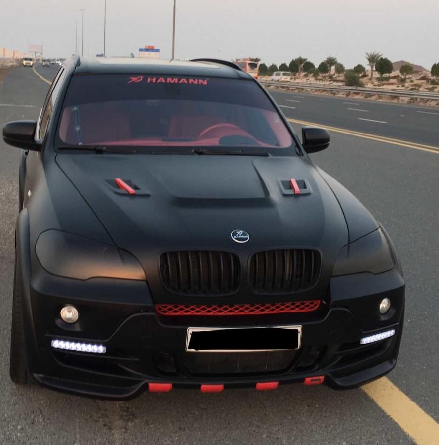 Bmw X6m Hamann Price: BMW VIP X5 HAMANN 2008 For Sale In Dubai Cheap Price