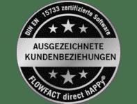Auszeichnung Flowfact für die Carossa Immobilien GmbH