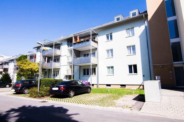 Wohngebäude in Landshut