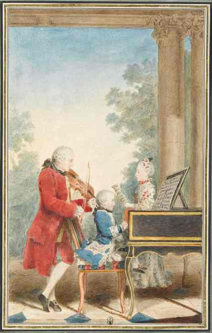 Wolfgang Amadeus Mozart, His Life and Times