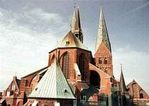 St. Mary's, Lubeck