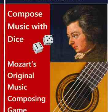 Mozart Melody Dicer for Guitar Classroom Version