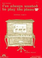 Christmas Songs Book 2 Easy Piano