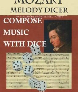 Mozart Melody Dicer for Piano E Book