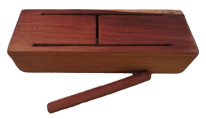 Tongue Drum, Slit Drm African Rosewood