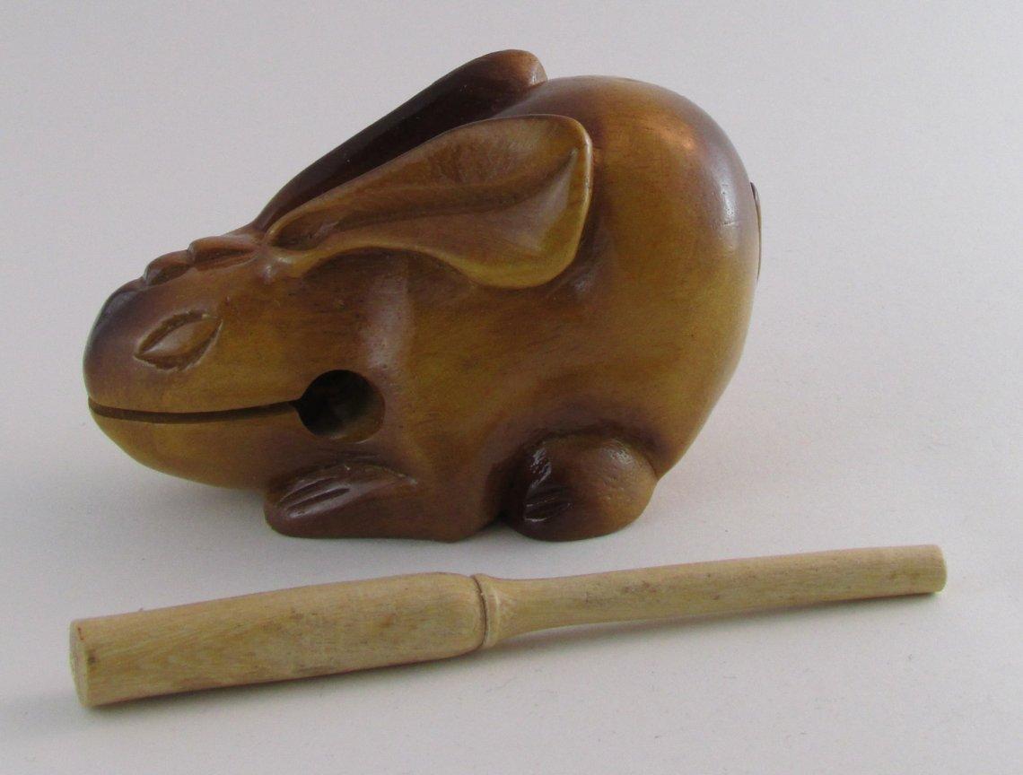 rabbit guiro