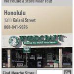Woodcraft Storefront