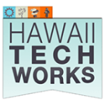 Hawaii Tech Works Logo