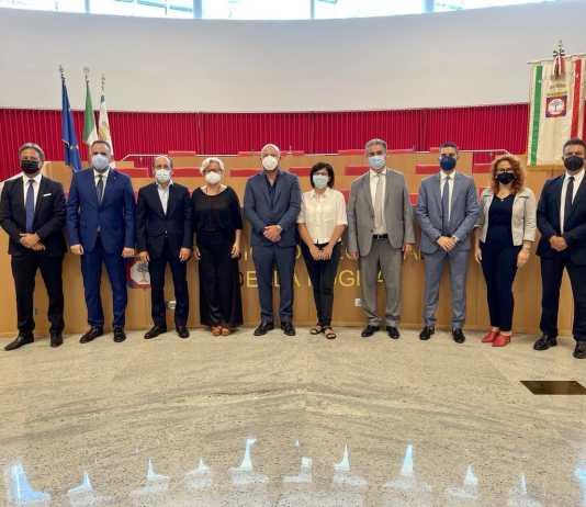 Commissione criminalità organizzata Puglia