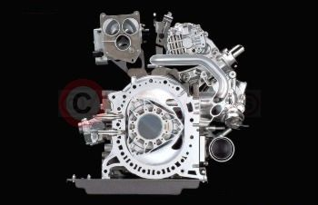 Mazda S Renesis Rotary Engine Honoured For A Second Year