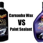 What Is The Difference Between Car Wax & Paint Sealant