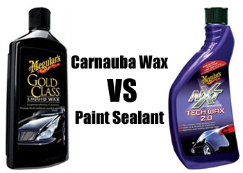 What Is The Difference Between Car Wax Paint Sealant
