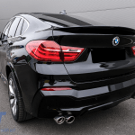 Trunk Boot Spoiler Wing Suitable For Bmw X4 F26 2014 2018 Carpartstuning Com