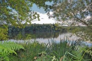 Lac de la Courance