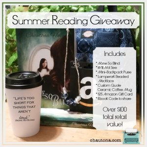 None So Blind Blog Tour giveaway package!