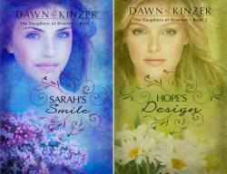 Dawn Kinzer's newest books shared on The Book Club Network featured on CarpeDiem.fyi