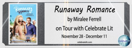 Runaway Romance on tour with Celebrate Lit and featured on CarpeDiem.fyi